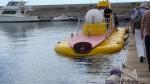 Gutta skal i ubåt
